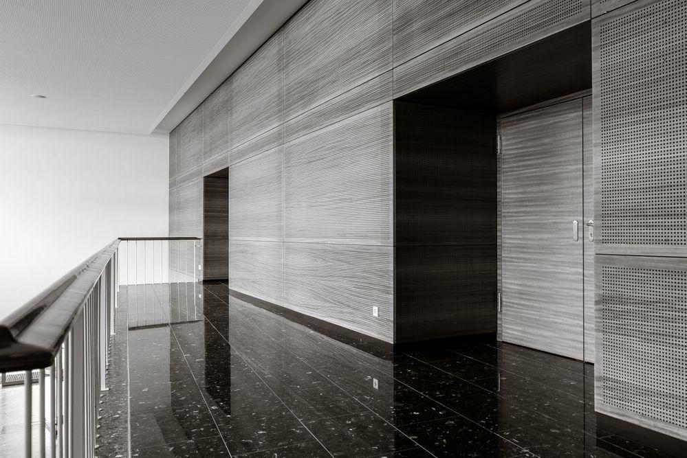 Galerie der Stadthalle Marbach