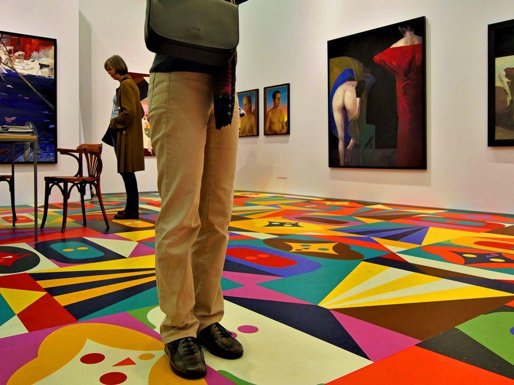 Galerie Kleindienst - ART COLOGNE 2019