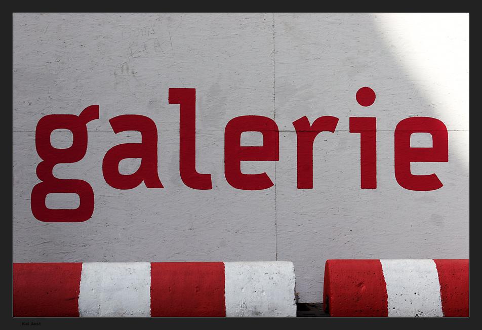 galerie rot-weiß