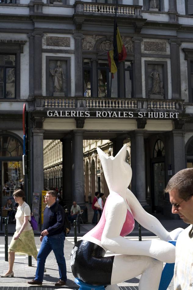 Galerie Royal St. Hubert