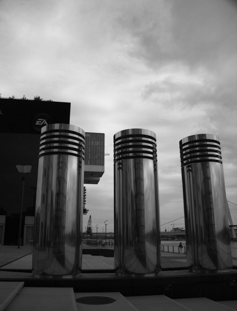Galgenhäuser Köln Hafen