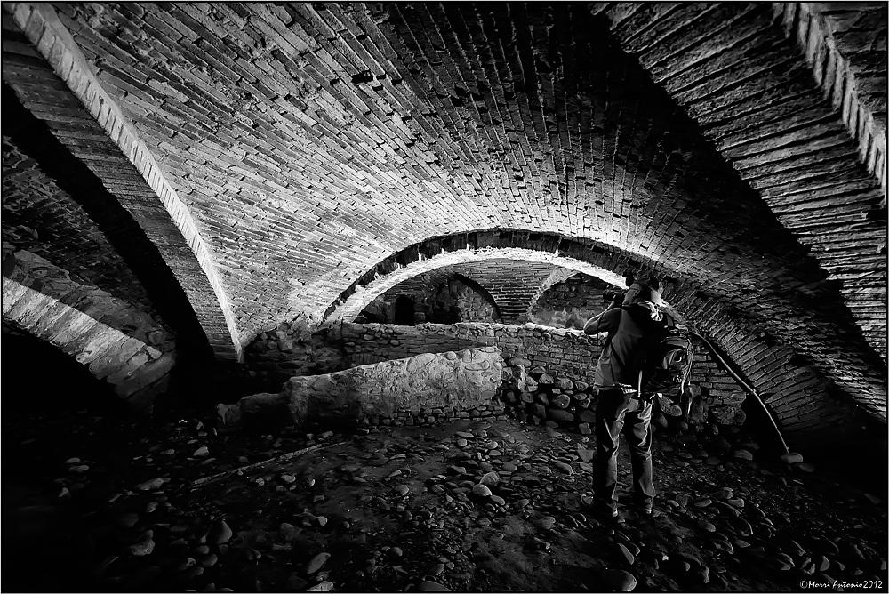 Galleria sotterranea di Pistoia