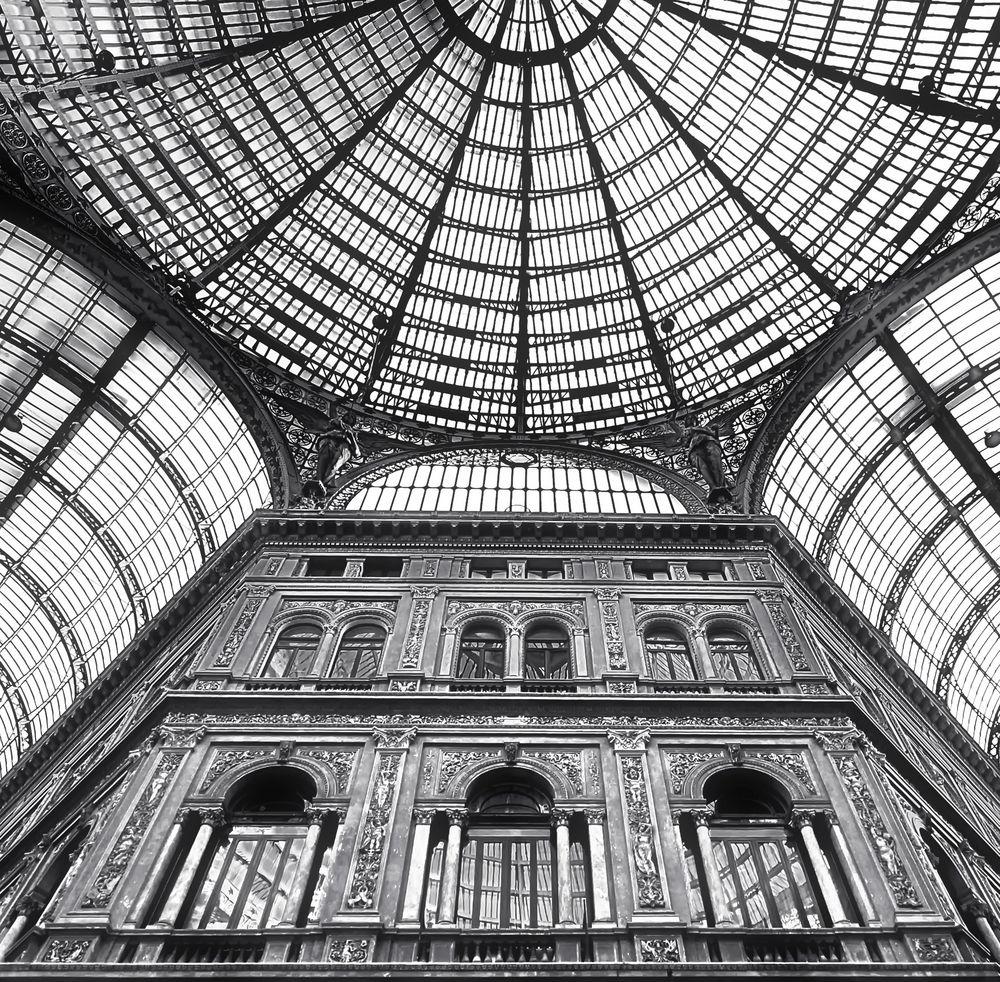 Galleria Umberto I  (Ausschnitt)