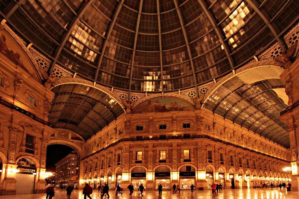 Galleria Vittorio Emanuel