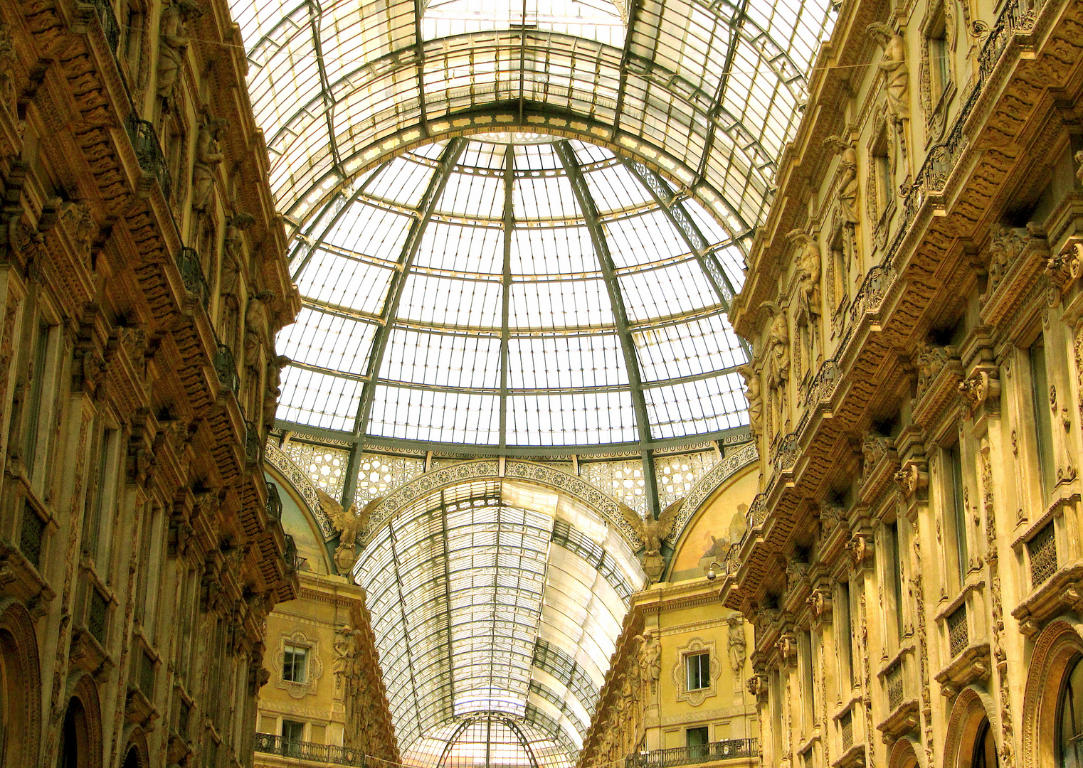 GALLERIA VITTORIO EMANUELE II - MILANO 1