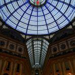 Galleria Vittorio Emanuele in veste natalizia