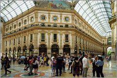 Galleria Vittorio Emanuelle II...