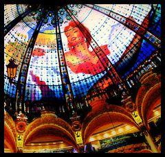Gallerie Lafayette Paris