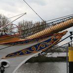 """Gallionsfigur, Segelschulschiff """"Schulschiff Deutschland"""""""