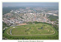 Galopp Rennbahn Frankfurt-Niederrad