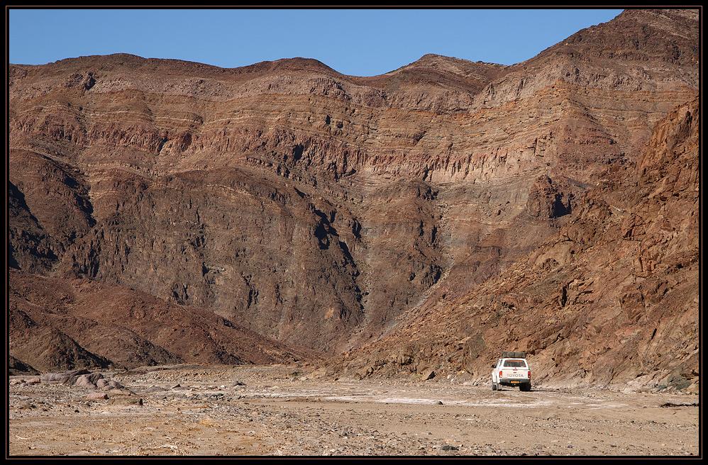 Gamchab River Trail