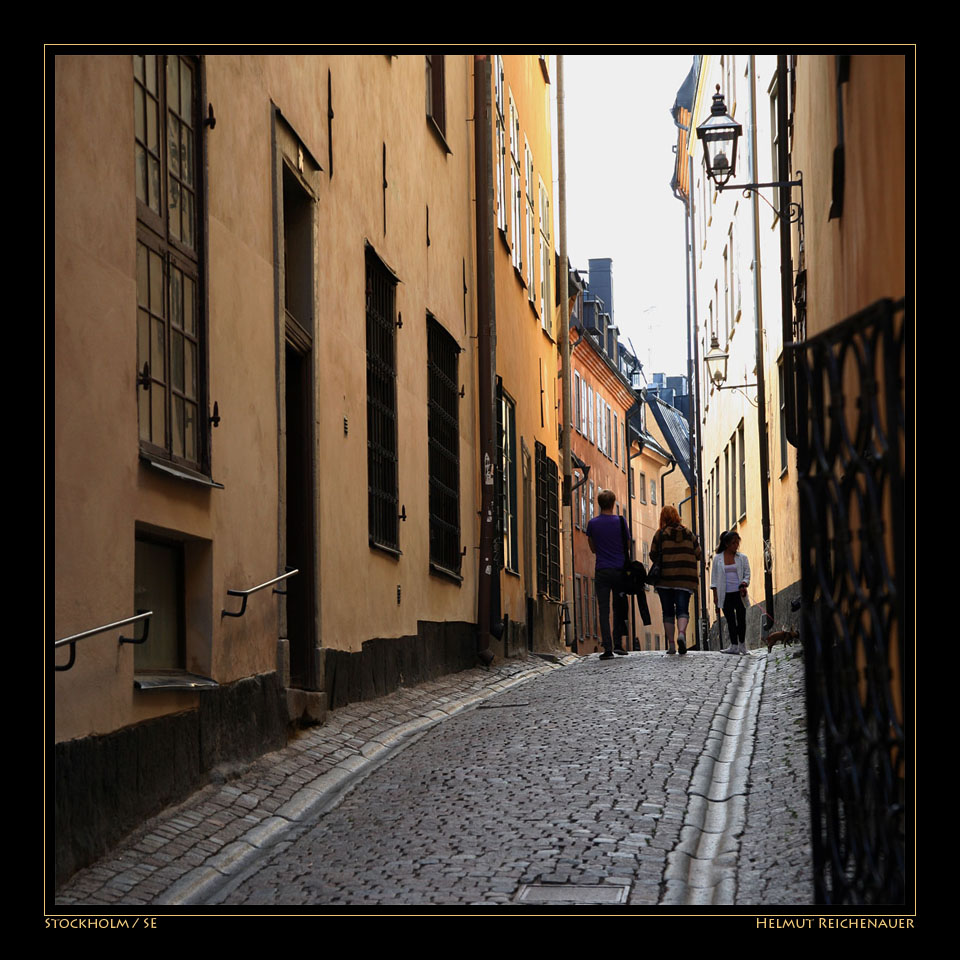 Gamla Stan / Old City I, Stockholm / SE