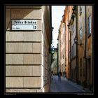 Gamla Stan / Old City II, Stockholm / SE