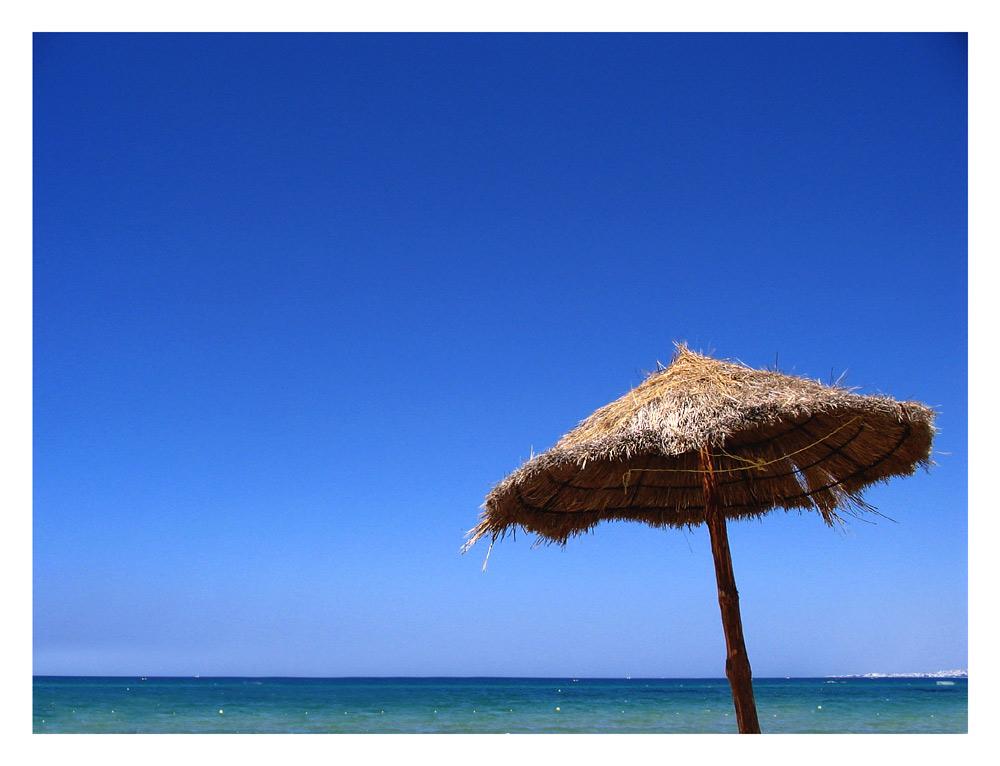 Gammeln am Strand....