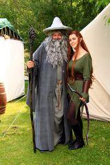 Gandalf und Tauriel