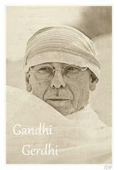 Gandhi - Gerdhi
