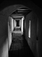 Gang und Treppen