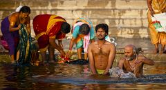 Ganges Cleaning