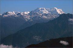 gangkhar puensum (7541 m)