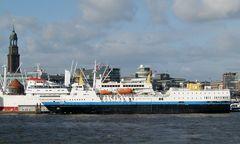 Gann  -    Passagierschiff/ Norwegen