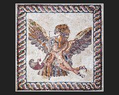 Ganymedes im Haus des Dionysos