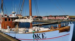 ganz allein im Hafen OKE