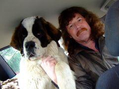 Ganz schön eng***auf der Fahrt zur Hundeschule***