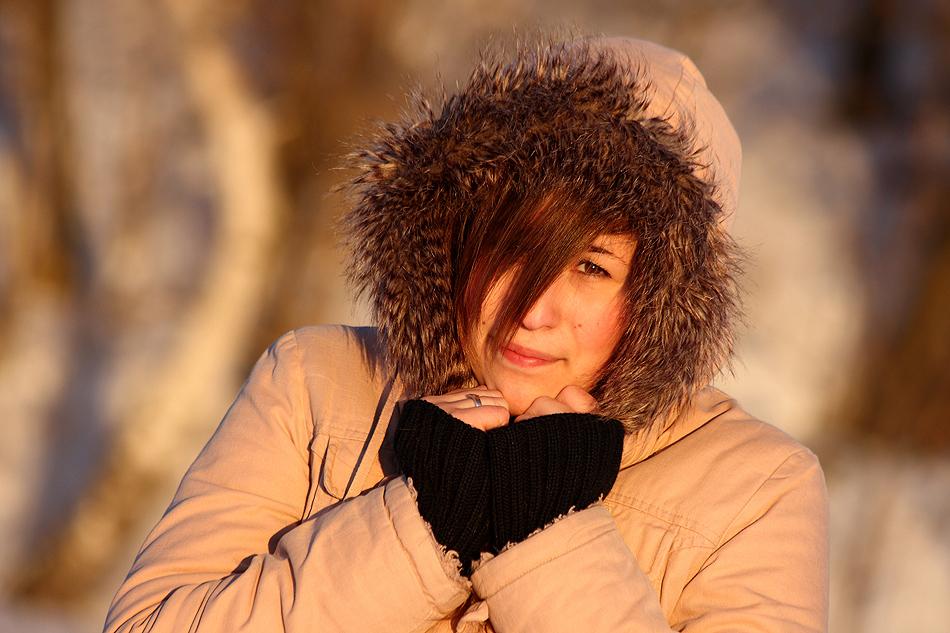 Ganz schön kalt