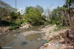 Ganz unten - Fäkalienkanal - Islamabad City
