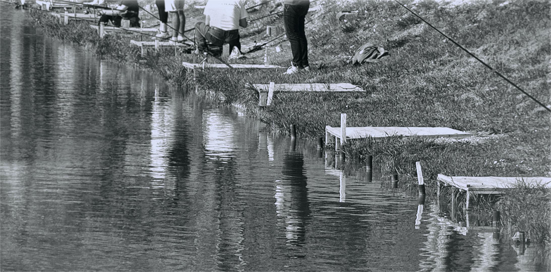 gara di pesca ..