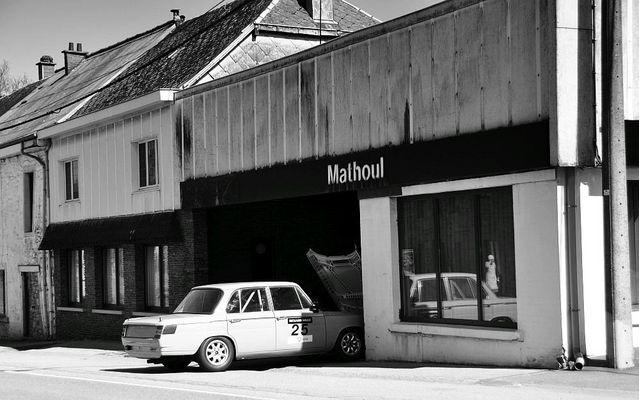 Alte werkstatt fotos bilder auf fotocommunity for Garage des communes acheres