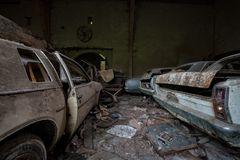 Garagenwagen...