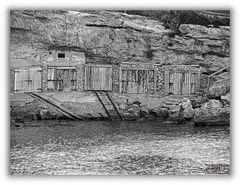 Garajes barco