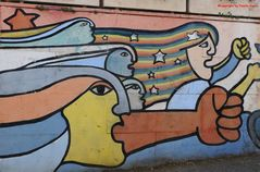 Garbatella e i suoi murales