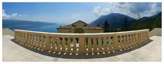 Gardasee - Kloster Monte Castello