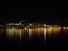 Gardasee Limone Nachts