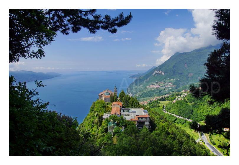 Gardasee, Madonna di Montecastello