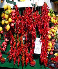 Gardasee - Straßenverkauf in Sirmione
