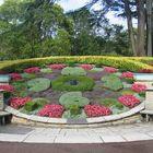 Garden Clock..