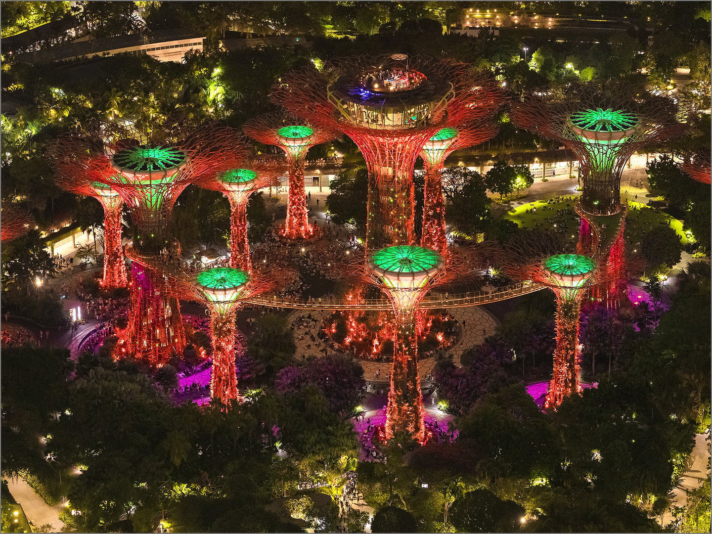Gardens by the Bay in Rot