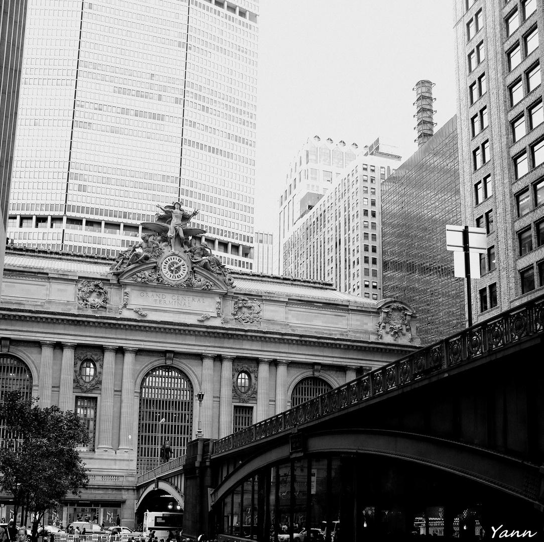 Gare centrale de NYC