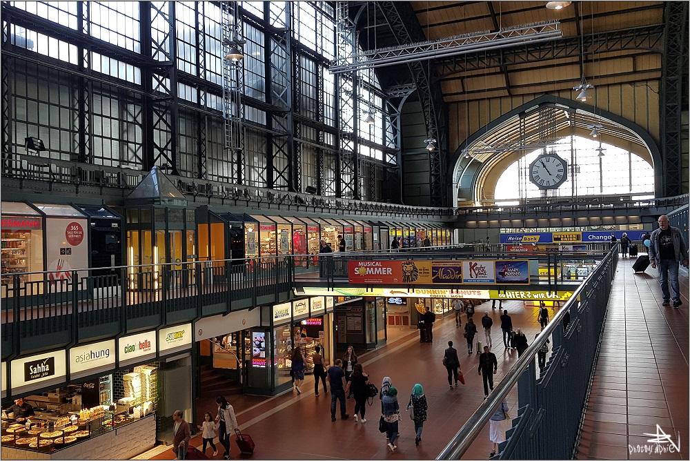 Gare centrale I