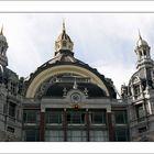 Gare d'Antwerpen (Anvers)