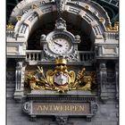 Gare d'Antwerpen (Anvers) - buffet.