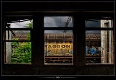 •Gare de l'abandon•