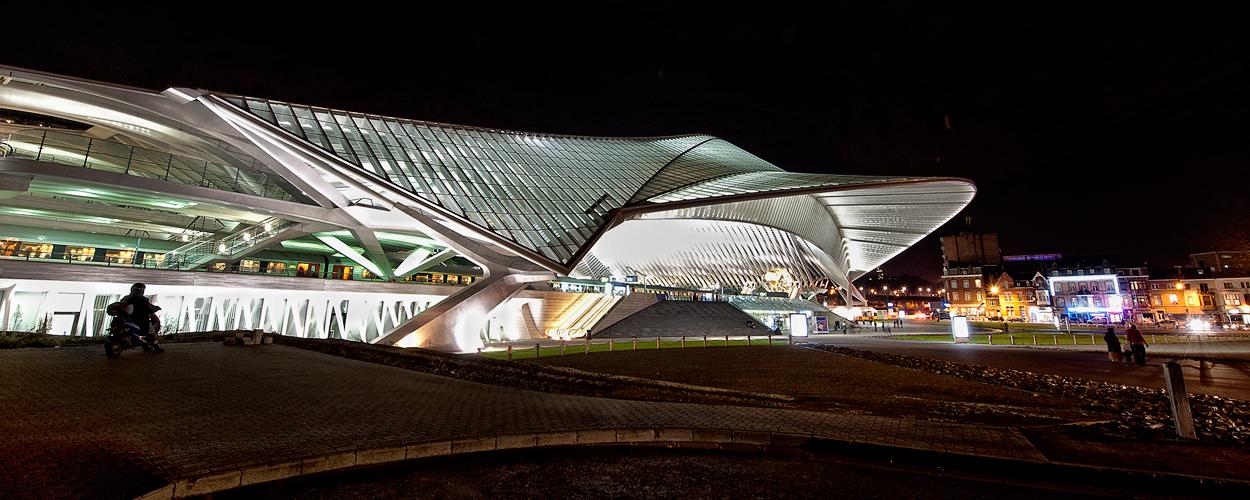 Gare Guillemins, Liege