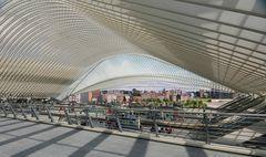 Gare Guillmins Liège