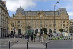 Gare-St.-Lazare im Trudel(n)