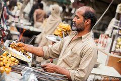 Garküche in Islamabad