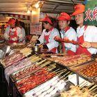 Garküchenmarkt in Peking